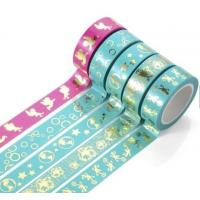 Cheap Washi Paper Scotch Tape Label Car Painting And Decorative Assorted Decorative School wholesale