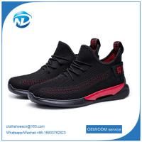 Cheap high quality casual shoes New Product pvc Sole Breathable sport shoes men running wholesale