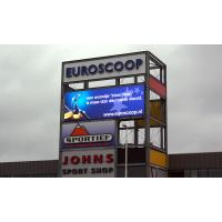 Cheap High Resolution P20mm Outdoor Full Color Led Display Boards With 4096 Pixel wholesale