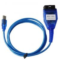 China VAG-1552 Scan Tool / VAG Diagnostic Tool USB KKL VAG-COM 409.1 VAG COM USB Cable on sale