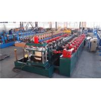 Cheap 3.5mm C Z Purlin Roll Forming Machine For construction 1.5-3.5mm Thickness wholesale