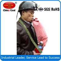 Cheap AT STOCK,good price coal mine self-rescuer breathing apparatus wholesale