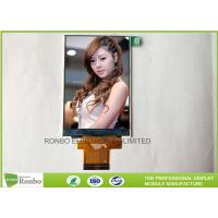 Quality 40 Pin MCU 16 Bit Interface Tft Lcd Touch Screen 3.5'' 320 * 480 Resolution for sale