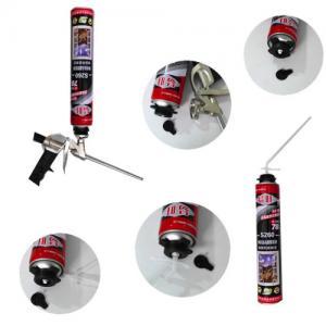 Cheap MSDS CAS 38891-59-7 Low Resilience Fire Retardant pU Foam Filler Spray wholesale