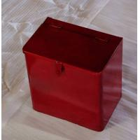 Cheap Tricycle Spare Parts , Metal Cargo Box For 3 Wheel Motorcycle wholesale