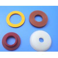 Quality Molded Custom Precision Silicon Rubber Parts for Industrial Machine for sale