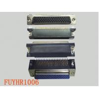 Cheap 78P Hight Density D-sub Connectors Right Angle PCB Female Connector wholesale