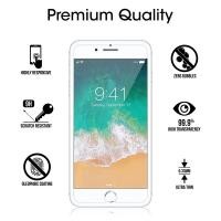 Cheap Daily Protection Full Screen Iphone 6s Screen Protector , Smudge Free Screen Protector Iphone 6 7 8 wholesale