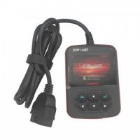Quality Launch Creader CR HD Heavy Duty Code Scanner For Trucks Read and Clear Fault Code for sale