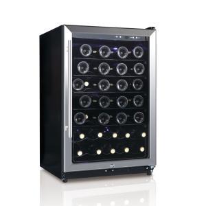 Cheap 45 bottles wine cooler JW-45 wholesale