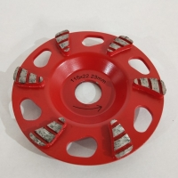 """Cheap 4.5"""" 115mm Concrete Grinding Cup Wheel Disc For Angle Grinder wholesale"""