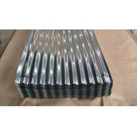 Cheap Color Coated Metal Roof Sheeting Galvanization / Galvalume / Prepainted Treatment wholesale