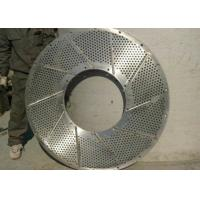 Cheap Long Service Life Fiber Separator Machine Stainless Steel Screen Plate wholesale