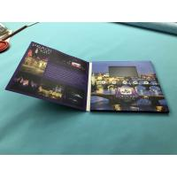 Cheap TFT Digital Video Brochure Printed Video Greeting Folder Cards 2.4/2.8/4.3 Inch 256mb wholesale