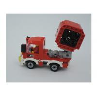 Cheap Children's Toys Building Bricks Mini Fire Fighting Vehicle 3 Deformation 154Pcs wholesale