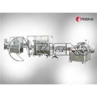China Gear Pump Filling & Capping & Labeling Production Line on sale
