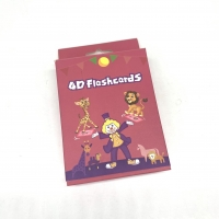 Cheap Varnishing Kids Learning Cards wholesale