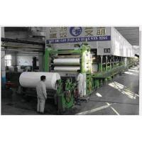 Cheap Writing and Printing Paper Making Machine wholesale
