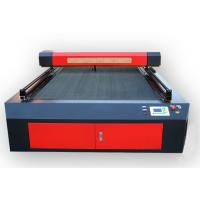 Cheap 120 Watt Wood Laser Cutting Machine , Laser Cutting Bed For Leather / Acrylic wholesale