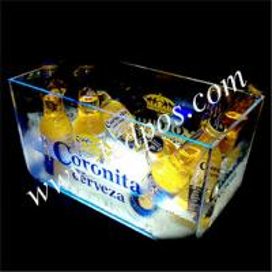 Corona Beer Bottle LED Ice Bucket