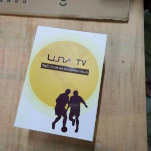 Cheap Android 5.1 Luna TV Box , Latin America Streaming Media IPTV Set Top Box wholesale