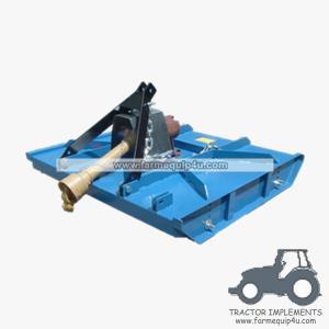 Cheap 5TMC Farm implements Tractor 3 point topper mower 5FT wholesale