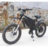 Cheap 72V 3000W 29AH Plus Stealth Bomber Electric bicycle wholesale