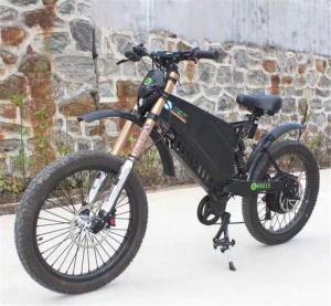 Cheap 72V 3000W electric mountain bike mountain ebike wholesale