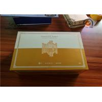 Cheap Rigid Paper Flip Cardboard Handcrafted Gift Boxes Pantone & CMYK Color wholesale