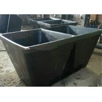 Cheap Industrial Aluminium Ingot Mold Sow Mould Dross Pan Available wholesale