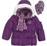Cheap Nice - looking lovely toddler winter coats for little girl with Front SBS Zipper wholesale