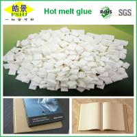 Cheap Solid Hot Melt Adhesive for Newspaper Binding , Coated Paper 125gsm wholesale