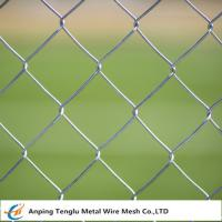 Cheap Chain Link Fence|PVC Coated or Galvanized Wire Fencing for Security wholesale