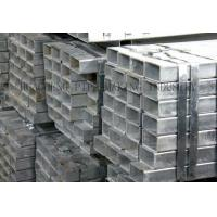 Cheap Cold Drawing Galvanized Steel Pipe for Military , BK BKS BKW ST44 Square Steel Tube wholesale