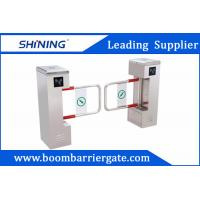 RFID Rust - Proof Security Swing Barrier Gate Bi-Direction For Office Center