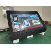 Cheap AD Player Wall Mounted Digital Signage , 55 Inch Outdoor Digital Sign Boards wholesale