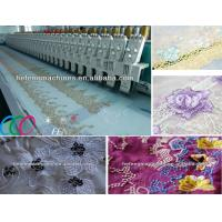 Cheap Multi heads lace embroidery machine - HFIII-643 wholesale