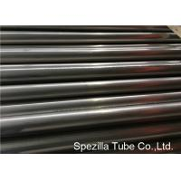 Hydraulic Welded Stainless Steel Tube ASTM A269 TP316 Round Mechanical Tubing 6.35MM - 50.8MM