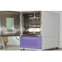 Cheap Programmable Humidity Temperature Stability Test Chamber Controlled by Microprocessor wholesale