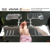 Buy cheap High Gloss Clear Plastic Component PS Divider for Display Product from wholesalers