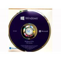 Cheap CD DVD Simple Package Windows 10 Professionnel Version Complete 100% Useful wholesale