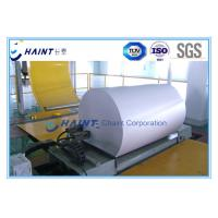 Cheap Paper Plant Paper Roll Handling Conveyor , Material Handling Conveyor Systems wholesale