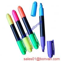 Cheap low price Unique Promotion Highlighter Marker for promotional wholesale