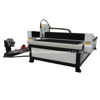 China Steel Tube Steel Plate CNC Plasma Cutting Machine with Rotary Axis 125A on sale
