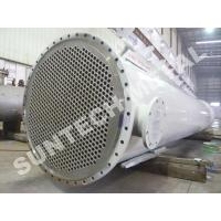 Chemical Processing Equipment  Zirconium 702 Shell And Tube Heat Exchanger  for Acetic Acid