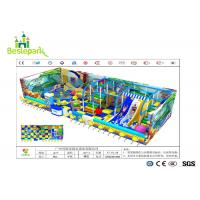 Cheap Anti Static Baby Indoor Playground Large Scale With EVA Flooring Mat wholesale