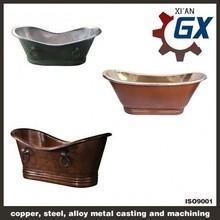 Cheap Bali Copper Bathtub Shower Set wholesale