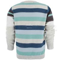 Cheap 100% cotton Winter Warm V neck Baby Knitted patterns Jersey For 2 - 16Y Boys With Button wholesale