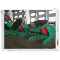 Buy cheap Automatic Rotating Welding Table With Gun Support For Irregular Job from wholesalers