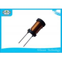 Cheap Low Impedance Chokes Ferrite Core Inductor , D10 X H16mm 1016 Radial Leaded Inductor wholesale